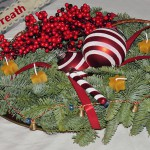 How to make an Advent wreath?