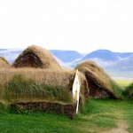 Interesting houses on Iceland