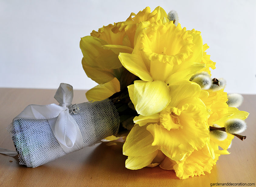 daffodil_bridal bouquet (2)