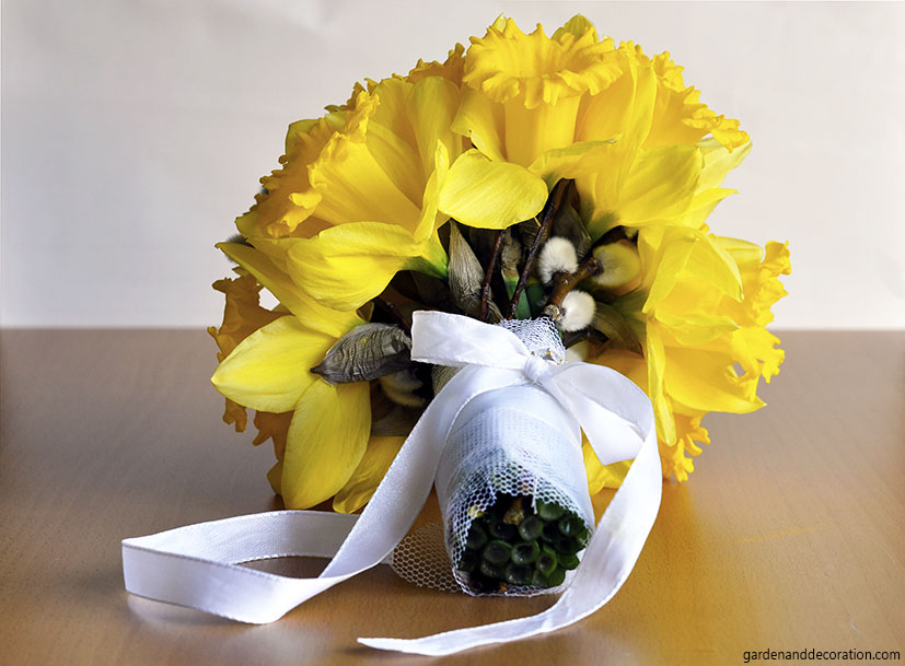 daffodil_bridal bouquet (3)