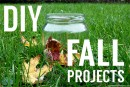 Easy DIY fall projects