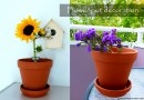 3 funny flower pot decoration ideas