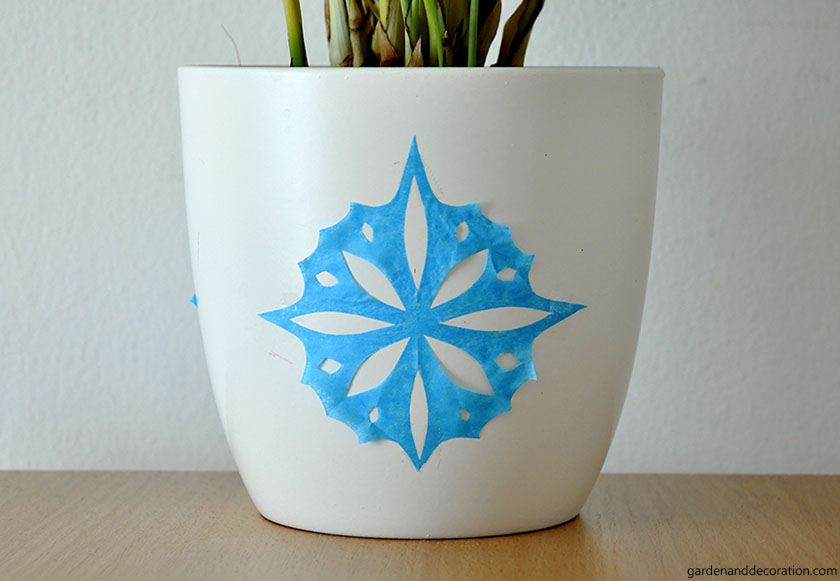 flowerpot decoration