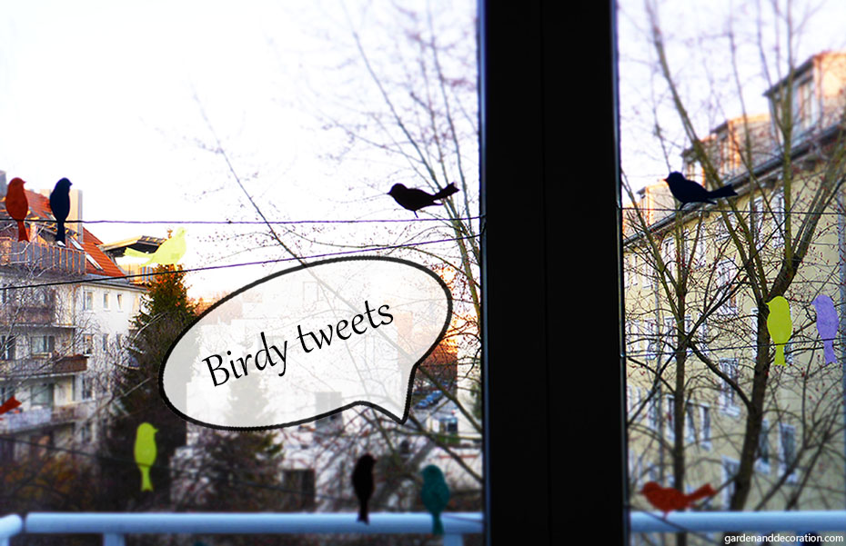 birdy tweets for spring