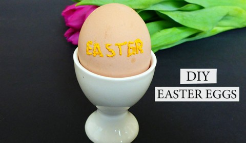 5 easy DIY Easter egg ideas