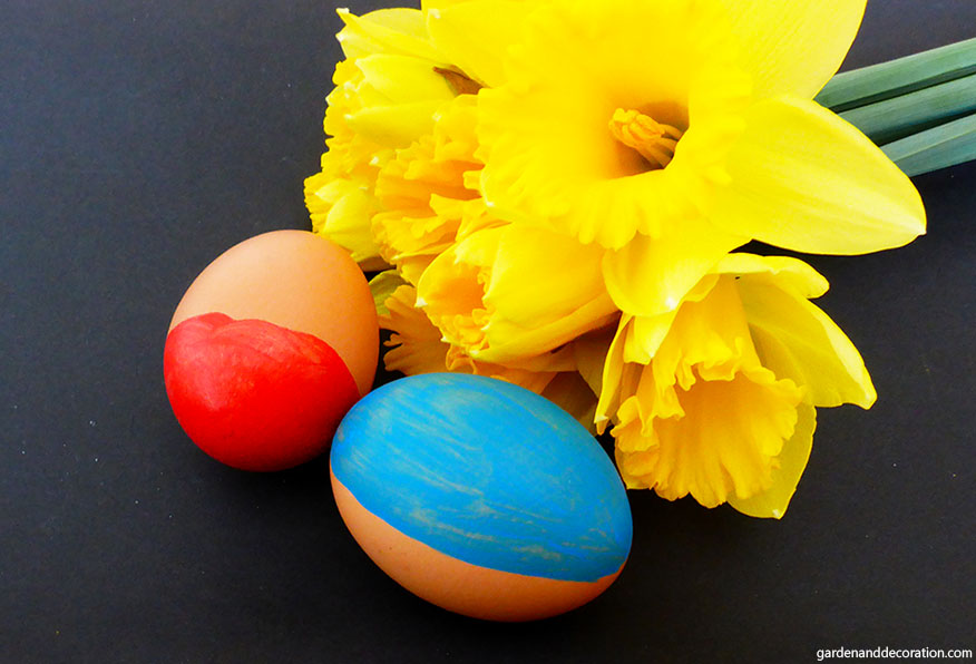 Creative Easter eggs_painted