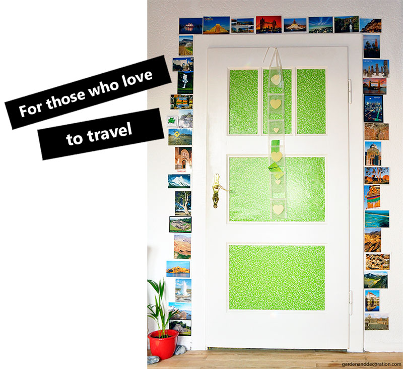 DIY idea for those who love to travel