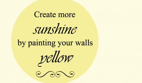 Tip for painting walls