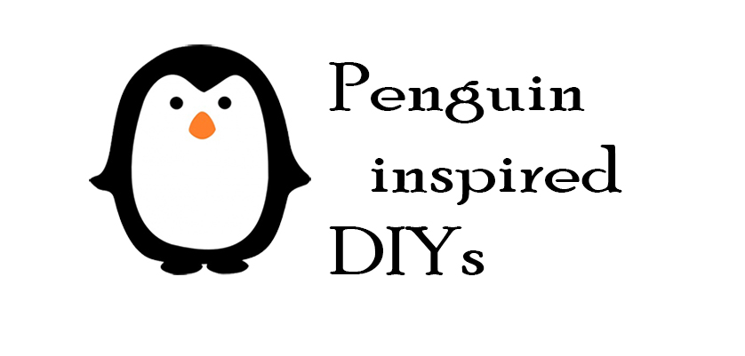 penguin DIY ideas