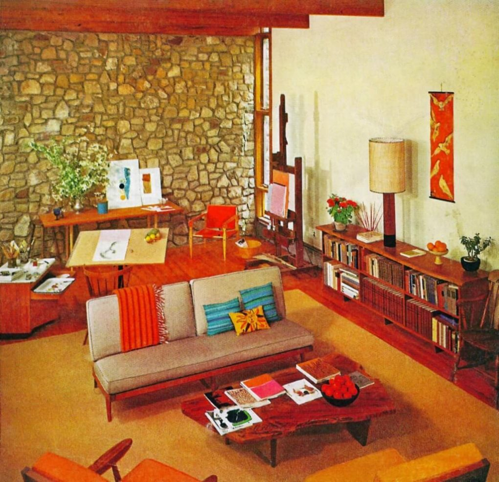 Furniture in the 60s