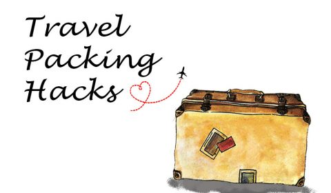 Travel packing hacks you should know