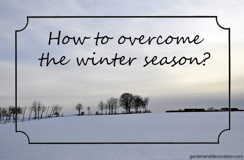 How to overcome winter season