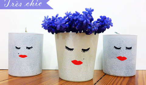 Chic flower vases for your home