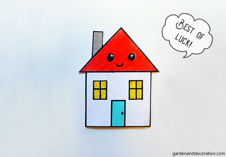 Tiny house illustration