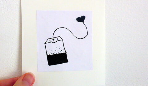 DIY: Handmade cards to show your love ♥