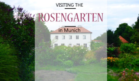 A gem in Munich: The Rosengarten