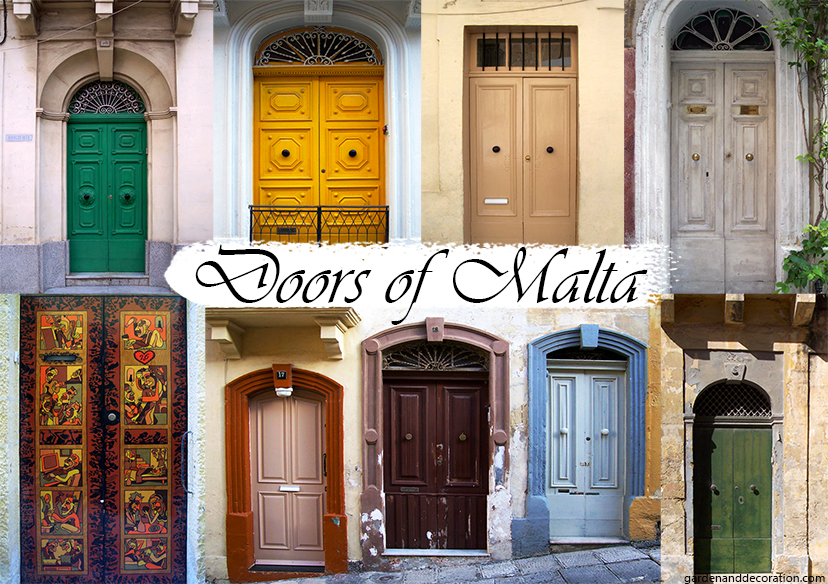 Doors of Malta and Gozo