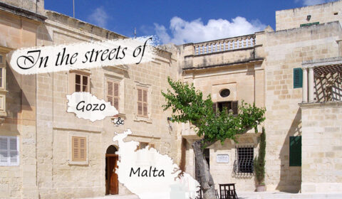 Walking in the streets of: Malta & Gozo
