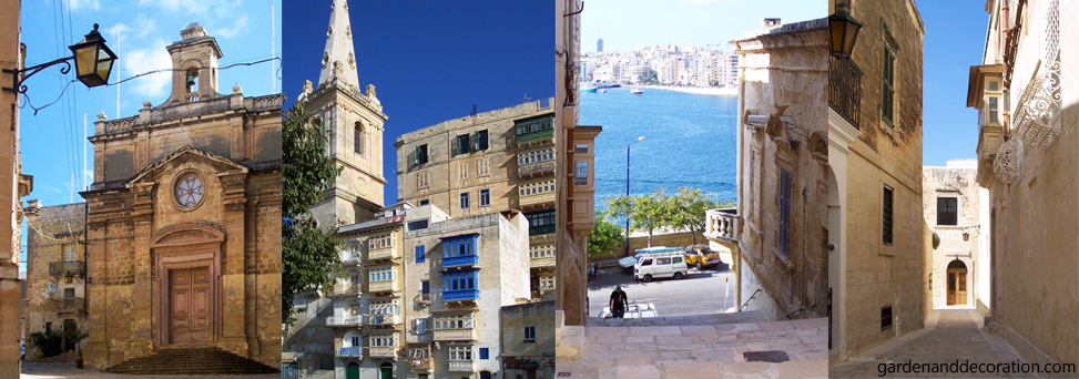 Streetviews from cities on Malta and Gozo (3)