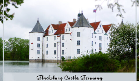 Visiting the Glücksburg Castle in Northern Germany
