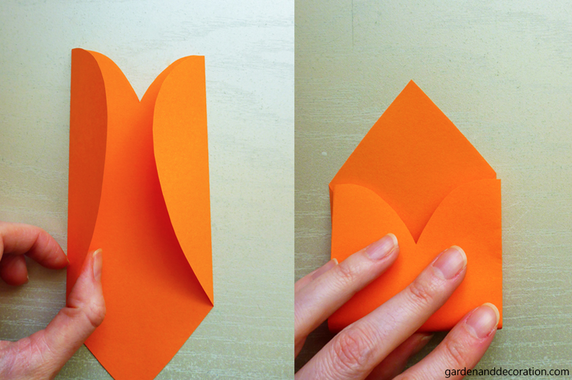 Folded envelopes_third step