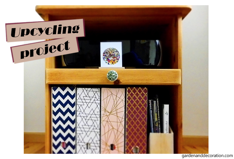 Upcycled furniture_nightstand