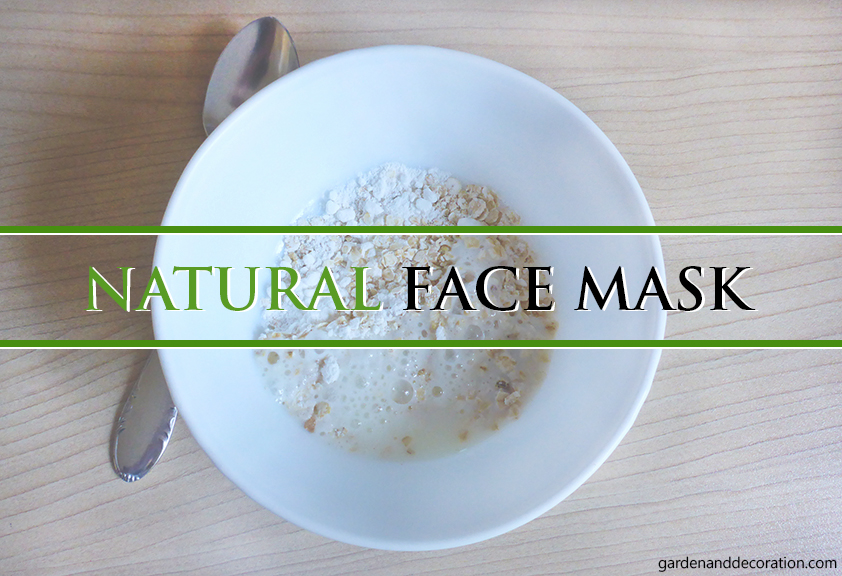 DIY: Natural face mask_with three ingredients