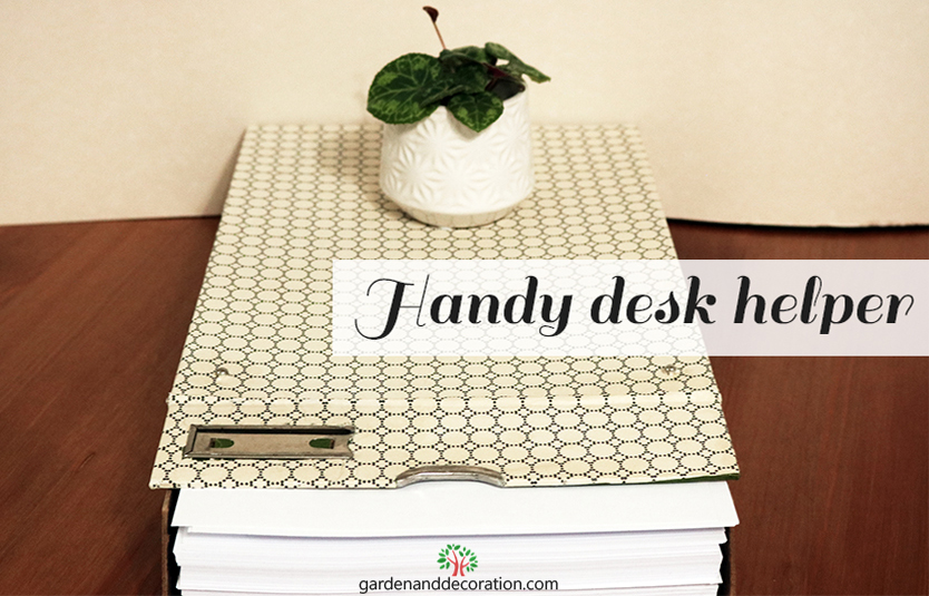 DIY_Handy desk helper_by Maggy_from gardenanddecoration.com