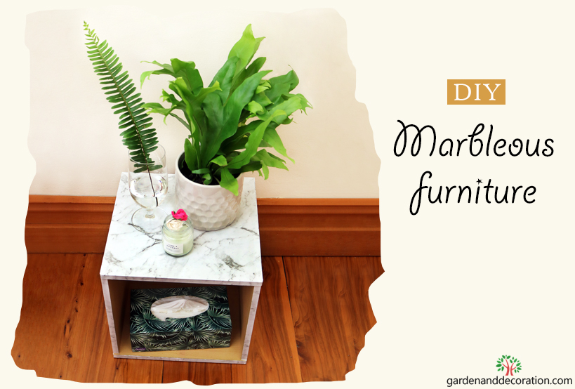 DIY_Marble nightstand_by gardenanddecoration.com